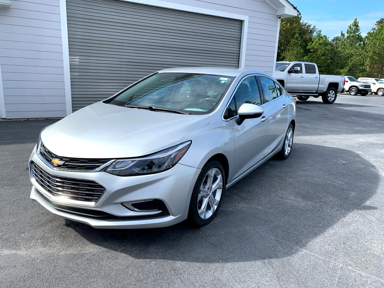 Chevrolet Cruze 4dr Sdn 1.4L Premier w/1SF 2018