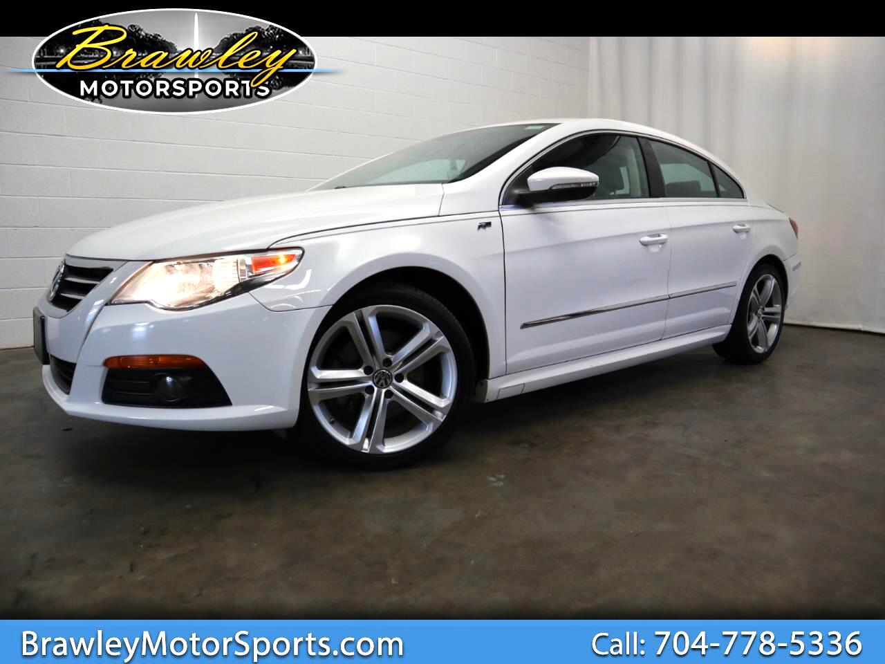 Volkswagen CC 2.0T R-Line Executive 2012