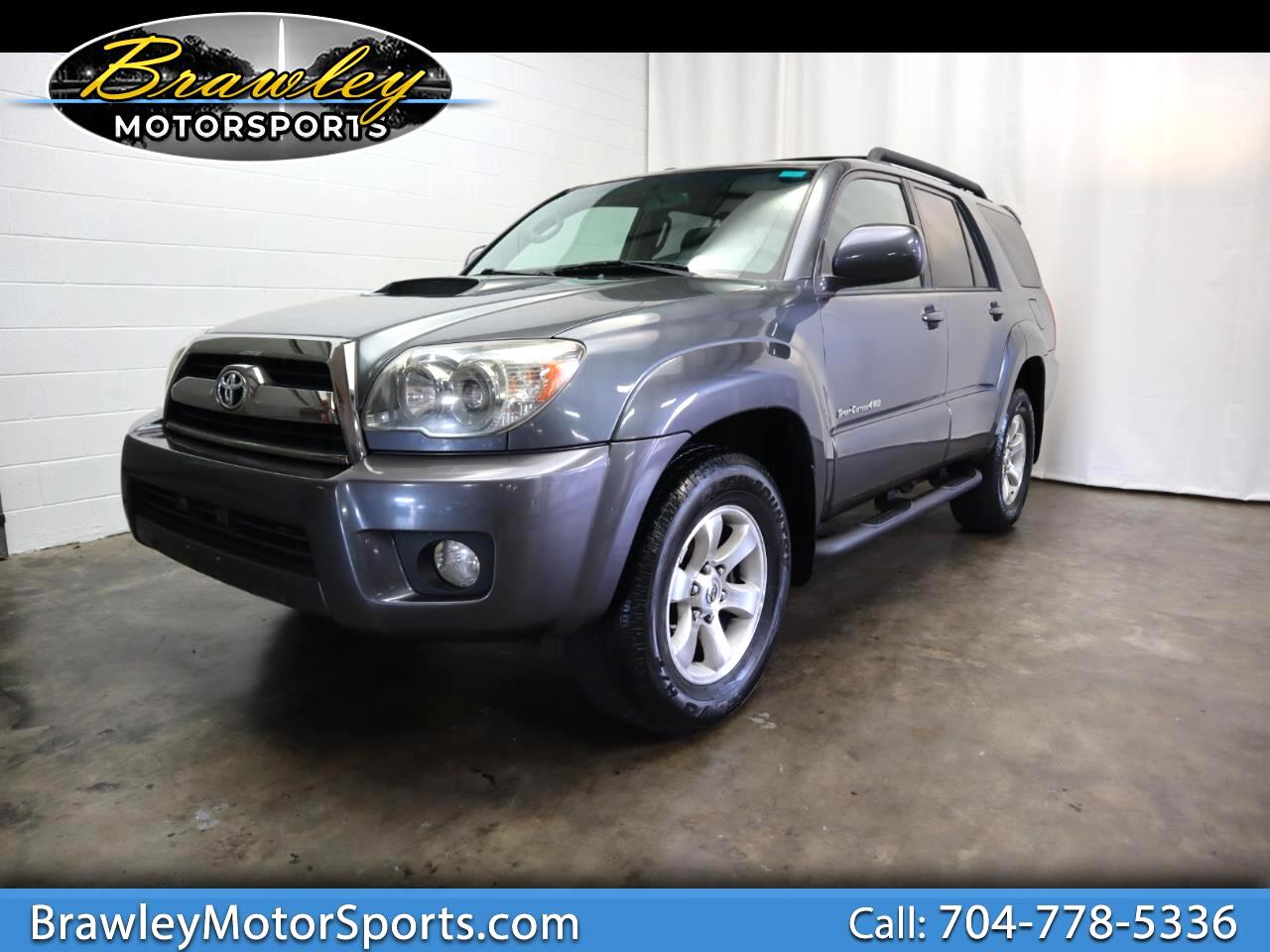 Toyota 4Runner Sport Edition 4WD 2007