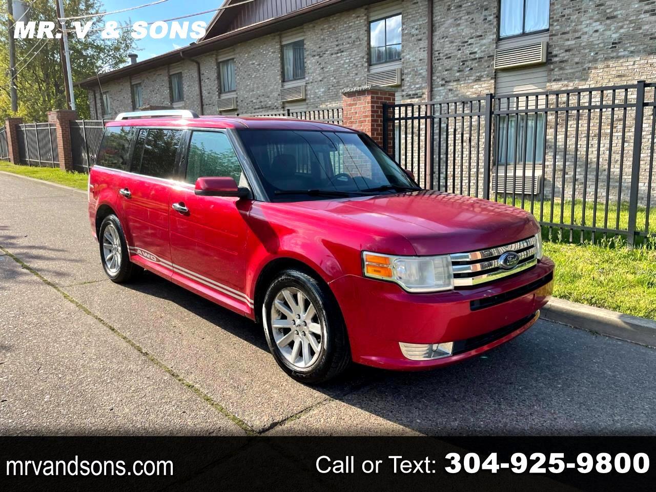 Ford Flex SEL AWD 2010