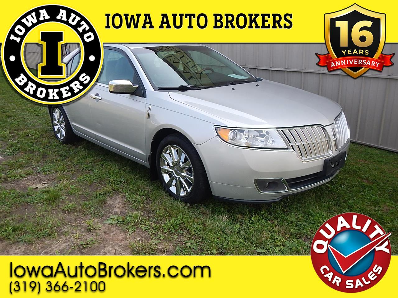 Lincoln MKZ AWD 2010