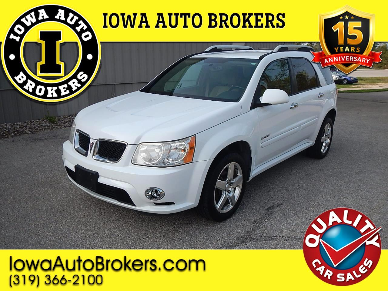 Pontiac Torrent AWD GXP 2009