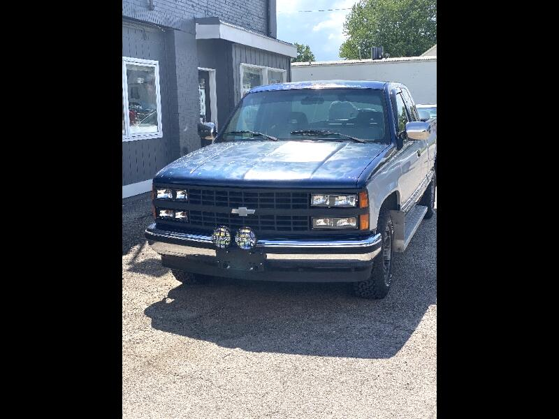 Chevrolet 2500 Ext. Cab 6.5-ft. Bed 2WD 1993