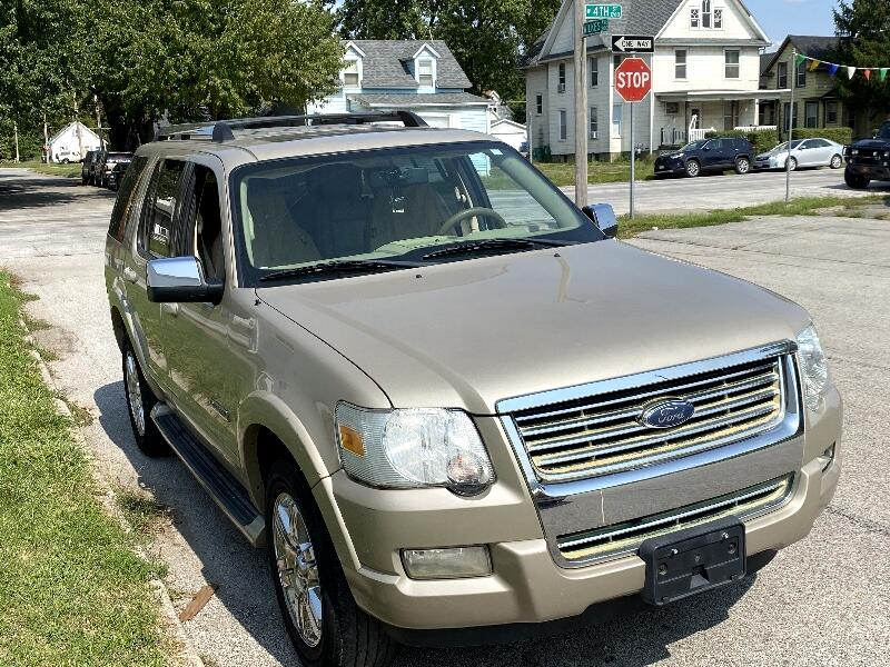 Ford Explorer Limited 4.6L 4WD 2006