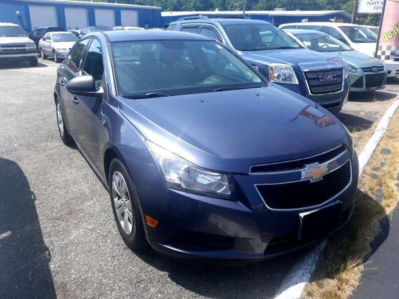 Chevrolet Cruze LS Auto 2013