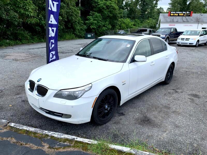 BMW 5-Series 535xi 2009
