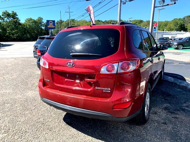 Hyundai Santa Fe GL 2.4 4WD 2011