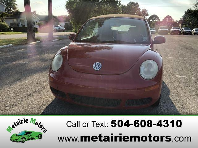 Volkswagen New Beetle 2dr Manual 2007