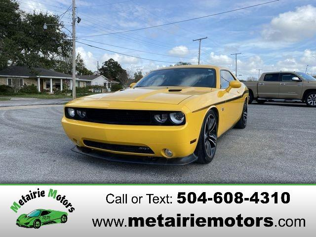 Dodge Challenger 2dr Cpe Yellow Jacket 2012