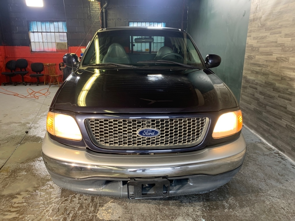 Ford F-150 Lariat SuperCab Long Bed 2WD 2000