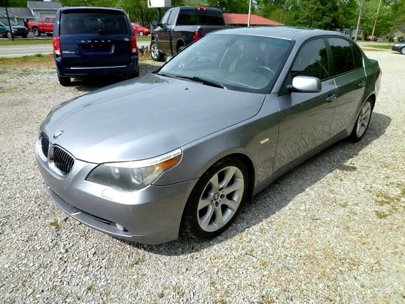 BMW 5-Series 545i 2005
