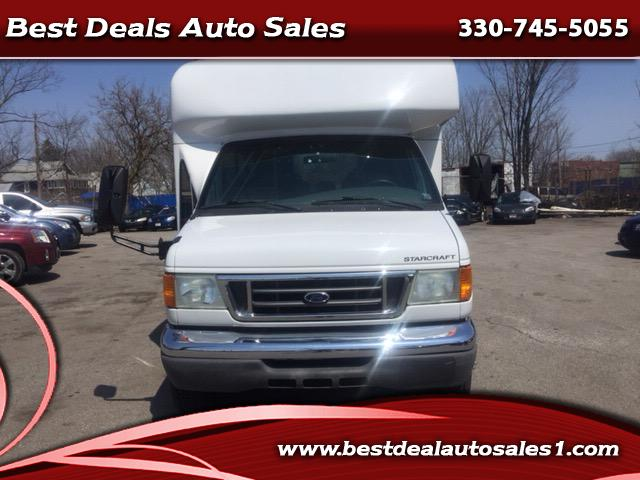 "2006 Ford Econoline E-450 Super Duty 158"" WB DRW"