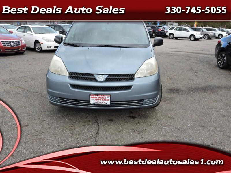 2004 Toyota Sienna 5dr LE FWD 7-Passenger (Natl)