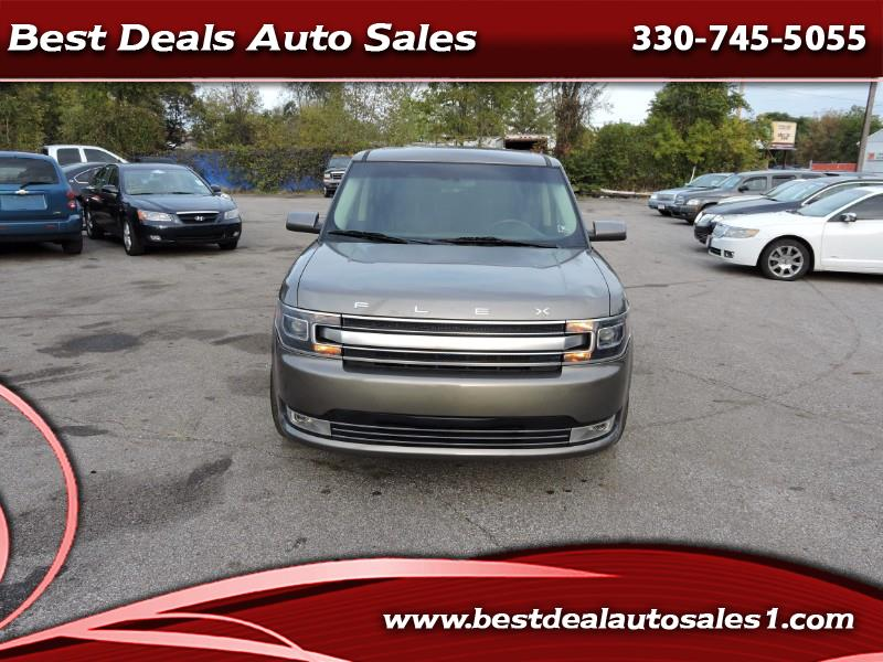 2013 Ford Flex 4dr Limited AWD