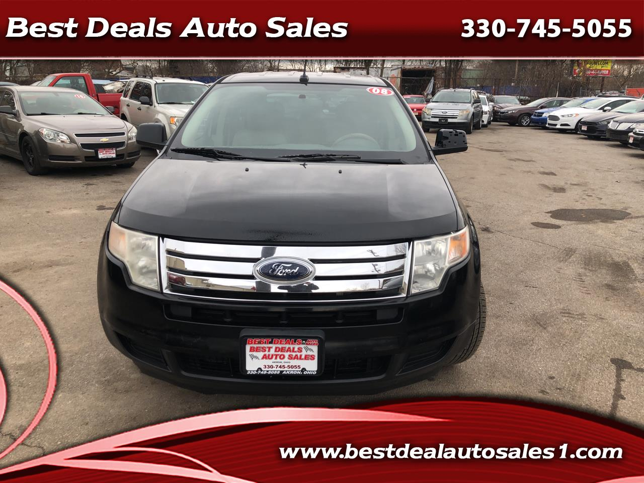 2008 Ford Edge 4dr SE AWD