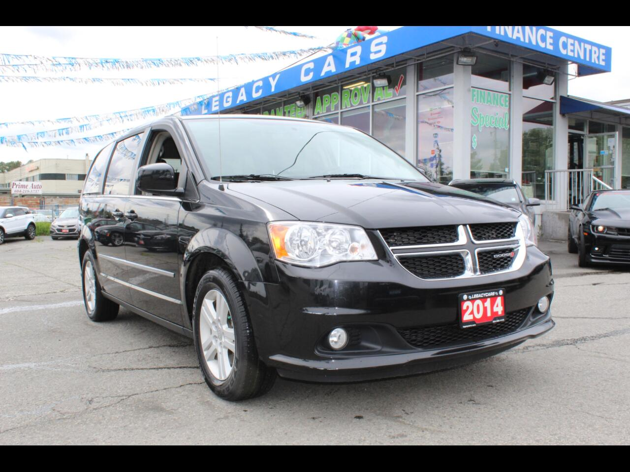 Dodge Grand Caravan 4dr Wgn Crew Plus 2014