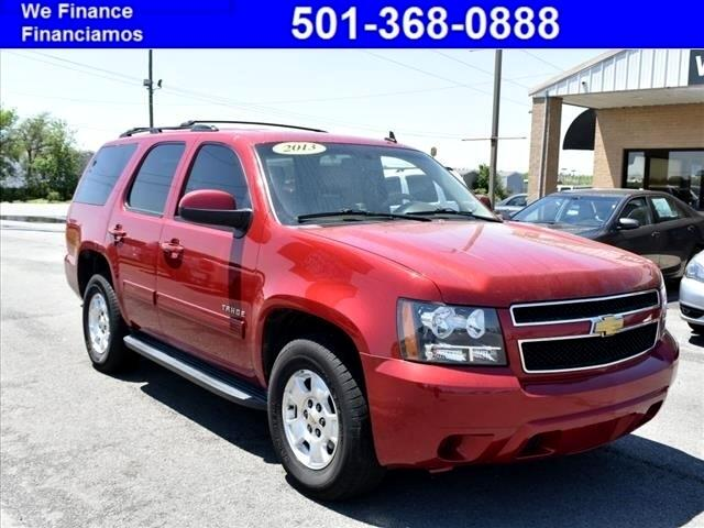 Chevrolet Tahoe 2WD 4dr 1500 LS 2013