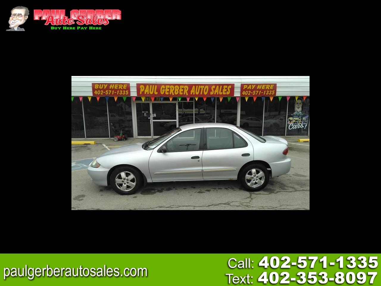 Chevrolet Cavalier  2004