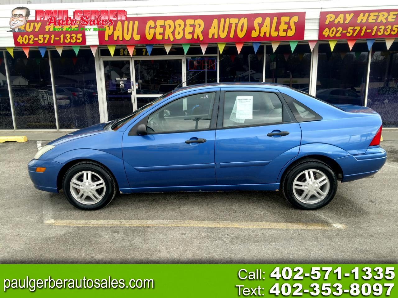 Ford Focus ZTS 2004