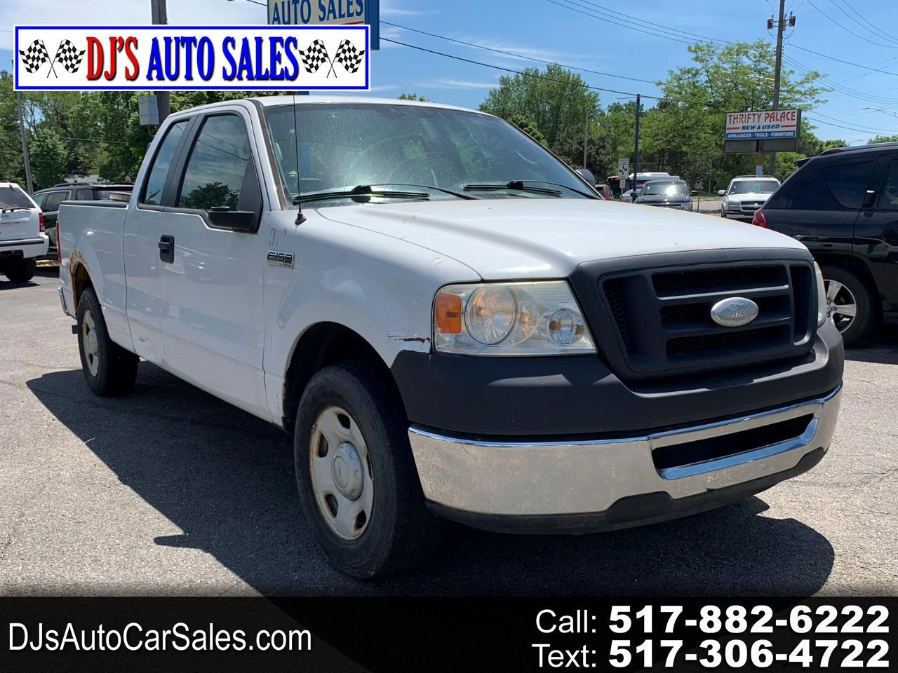Ford F-150 XLT SuperCab 2WD 2008