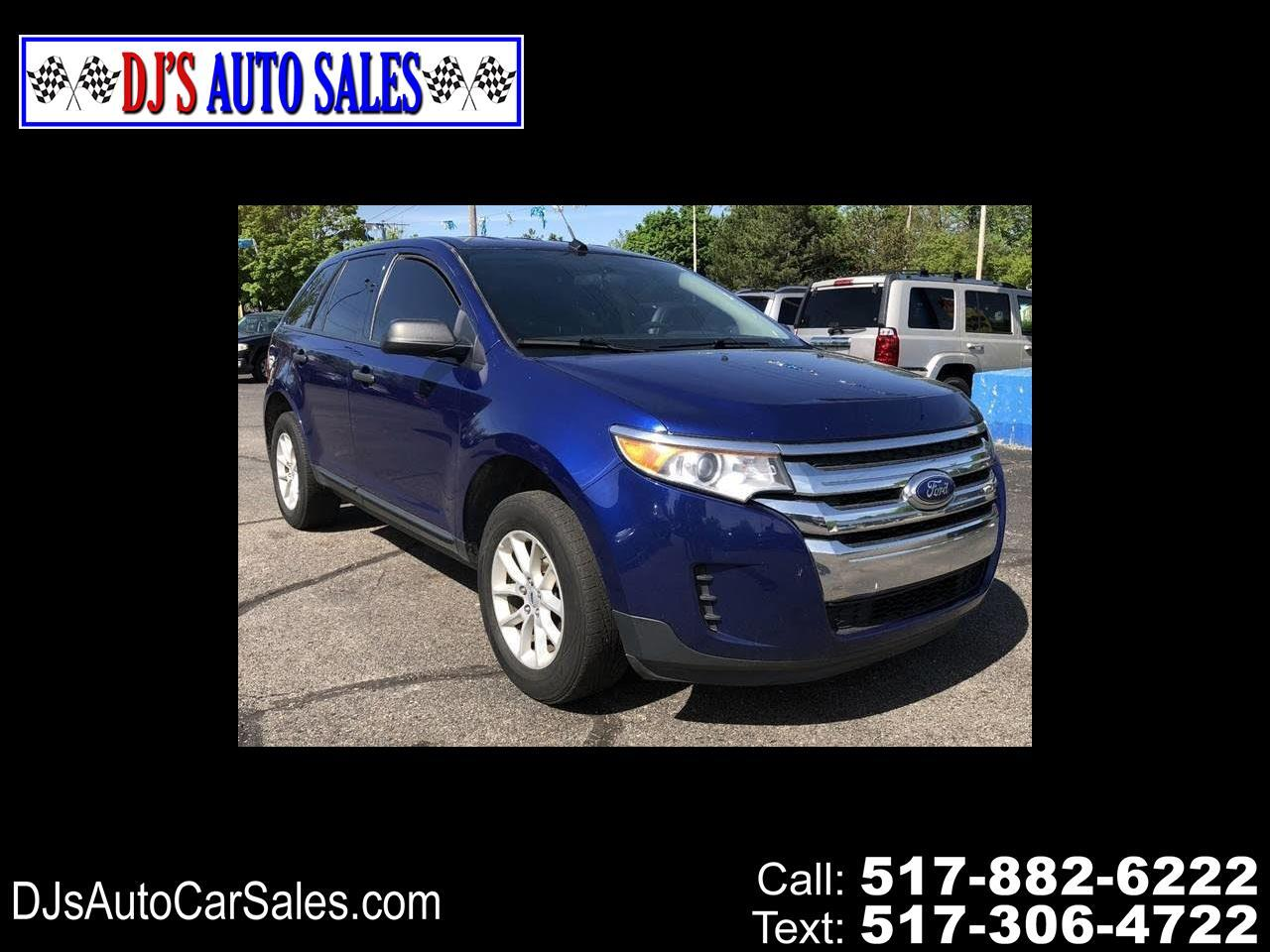 Ford Edge SE FWD 2014