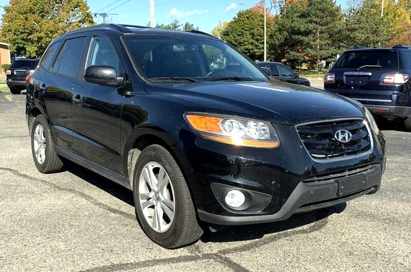 Hyundai Santa Fe Limited 3.5 FWD 2011