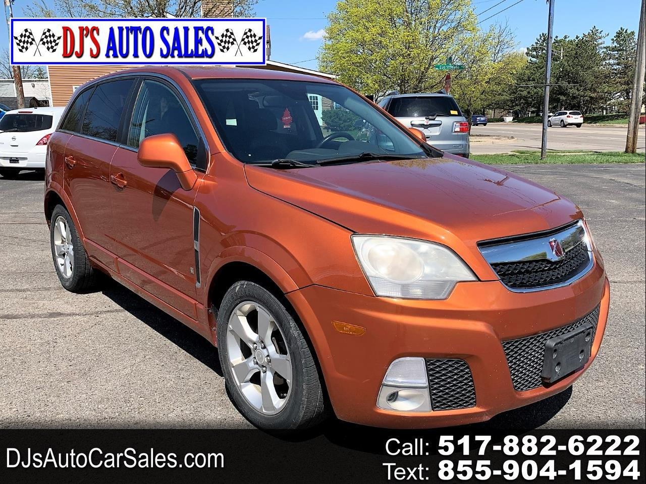Saturn VUE FWD V6 Red Line 2008