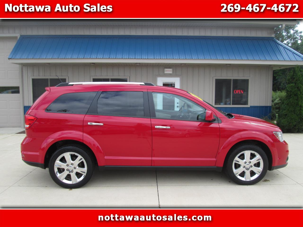 Dodge Journey AWD 4dr Crew 2013