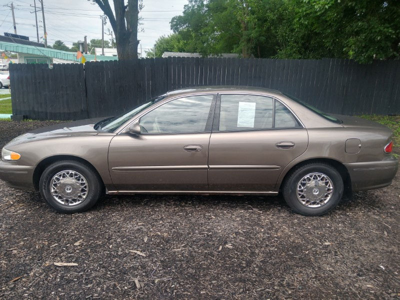 Used 2003 Buick Century Sold In Indianapolis In 46227 Nitpickers Auto Sales