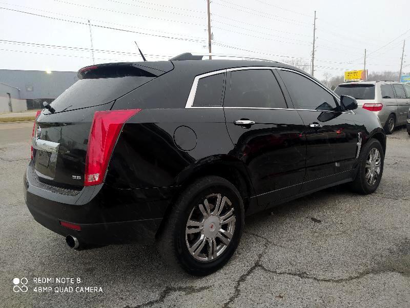 Cadillac SRX Luxury AWD 2012