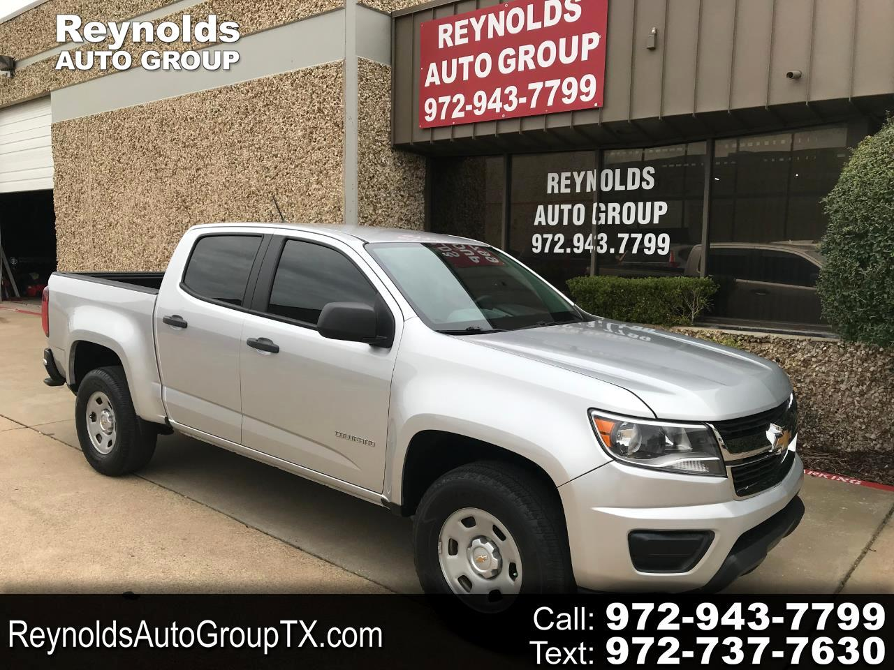 "Chevrolet Colorado 2WD Crew Cab 128"" Work Truck 2016"