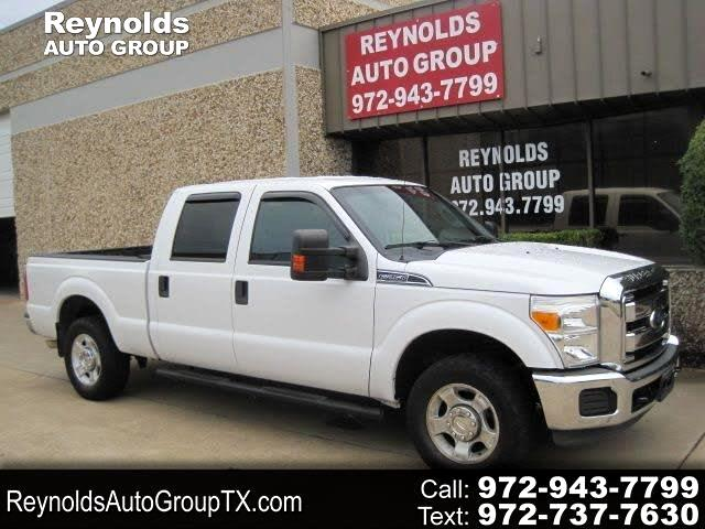 Ford F-250 SD XLT Crew Cab Short Bed 2WD 2013