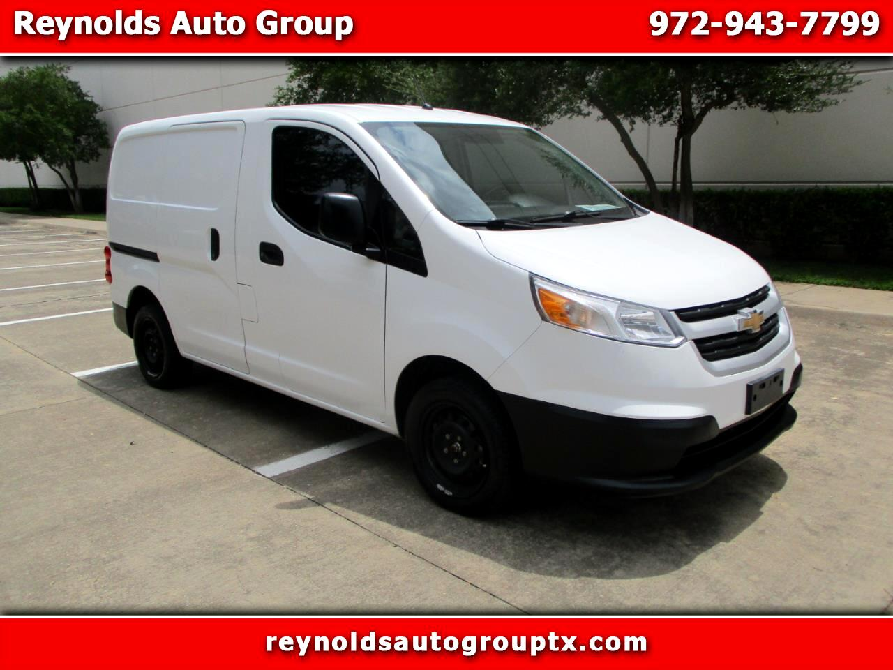 "Chevrolet City Express Cargo Van FWD 115"" LS 2017"