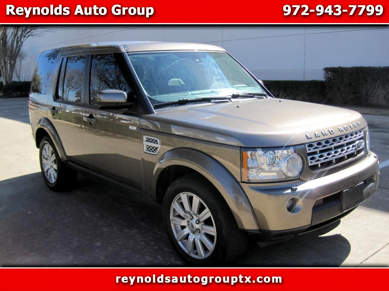 Used Land Rover Lr4 Plano Tx