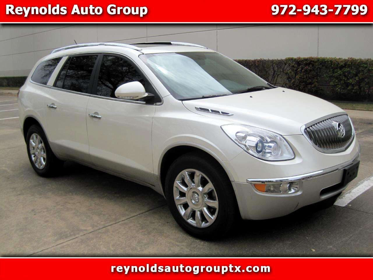 Used Buick Enclave Plano Tx