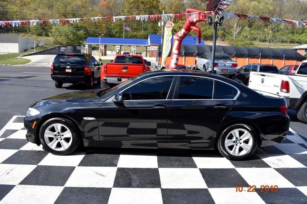 BMW 5-Series 528i xDrive 2013