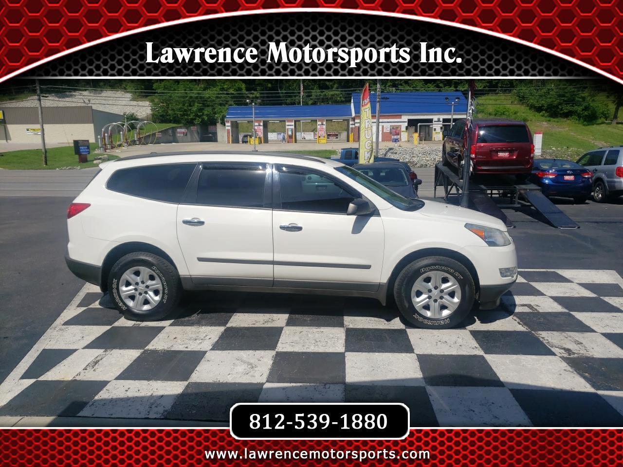 Chevrolet Traverse AWD 4dr LS 2011