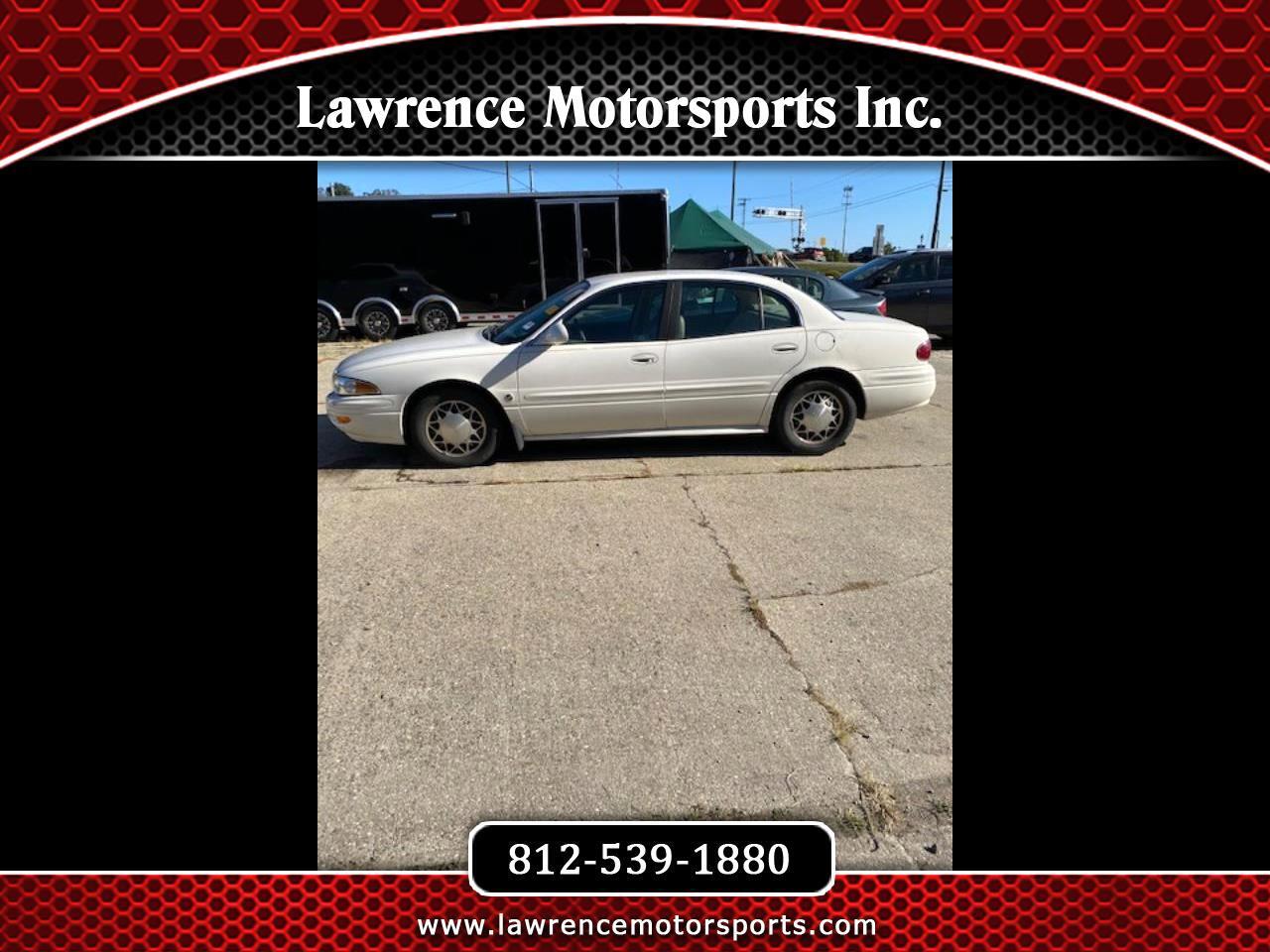 Buick LeSabre 4dr Sdn Custom 2004