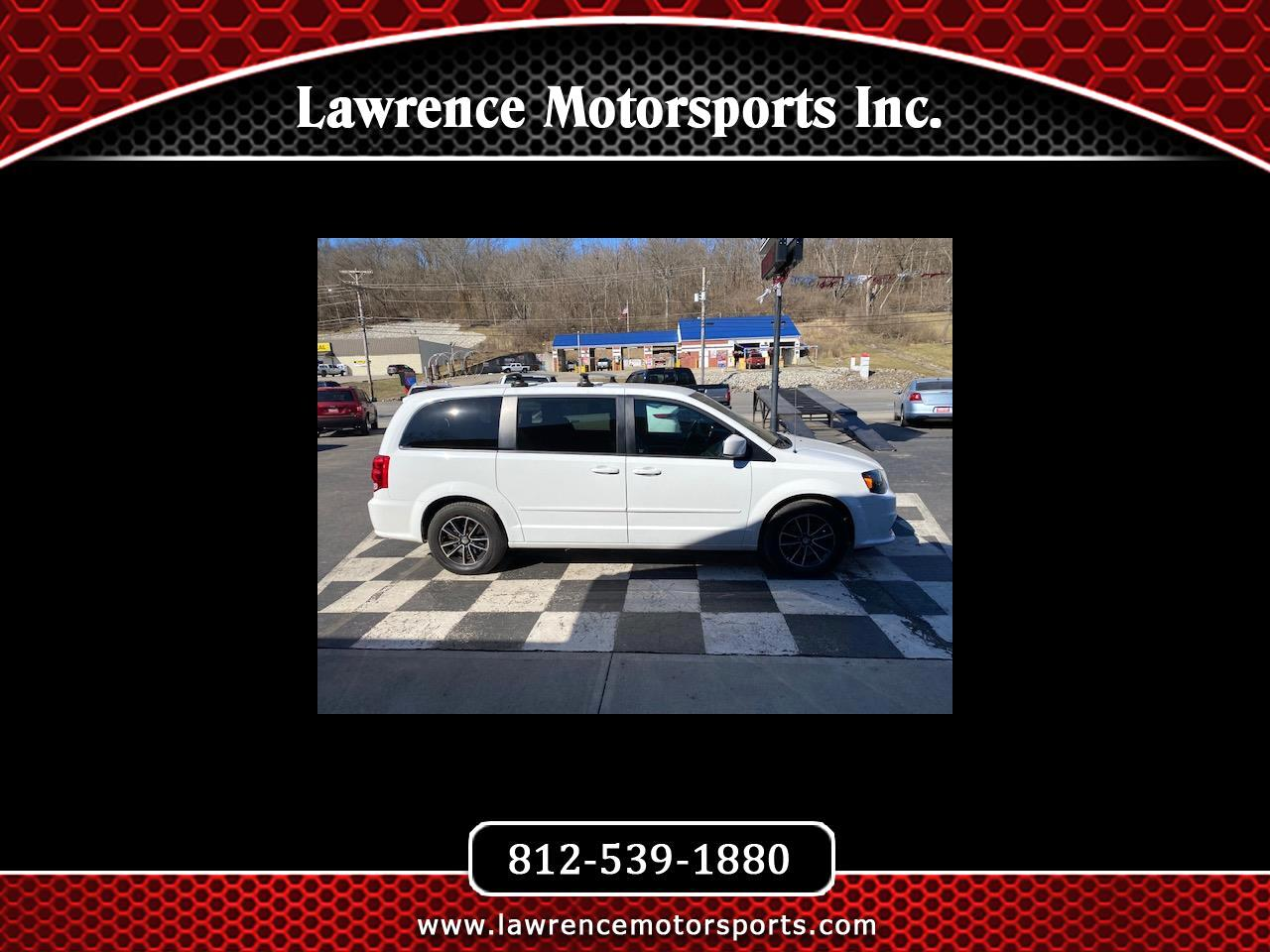 Dodge Grand Caravan 4dr Wgn R/T 2015
