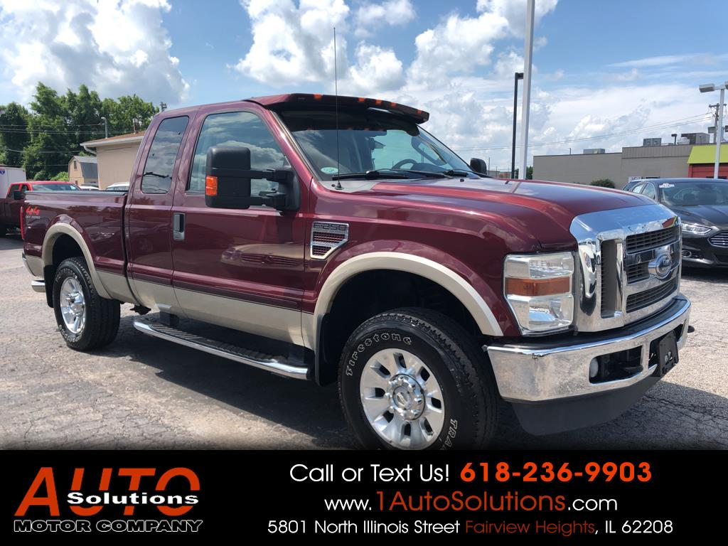 "2008 Ford Super Duty F-250 SRW 4WD SuperCab 142"" XL"