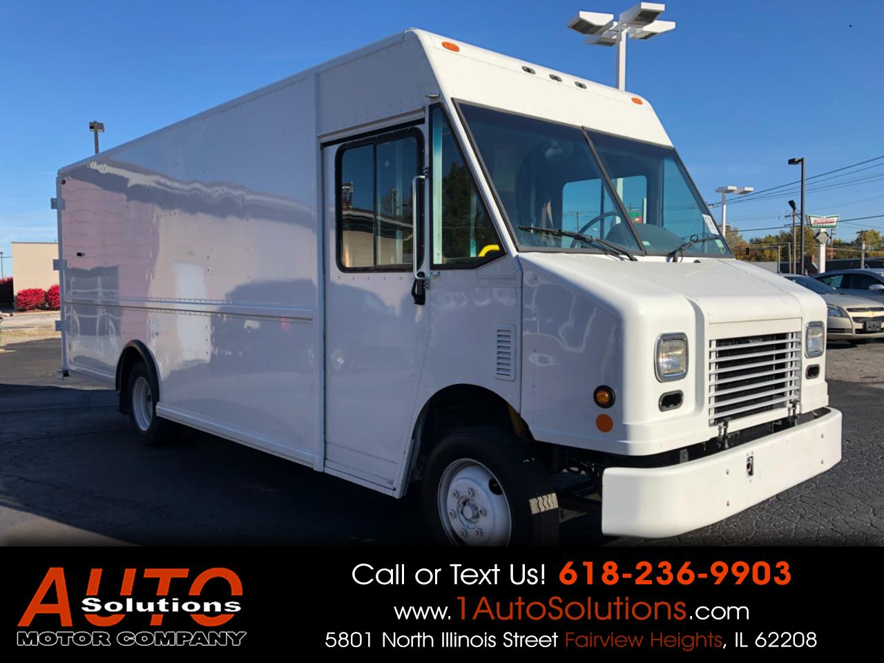 2005 Freightliner MT45 Chassis
