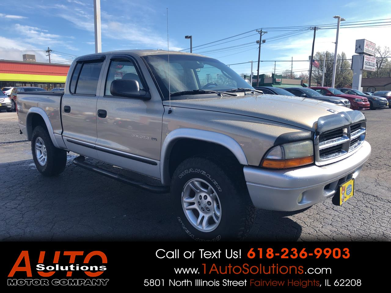 2002 Dodge Dakota Quad Cab 131