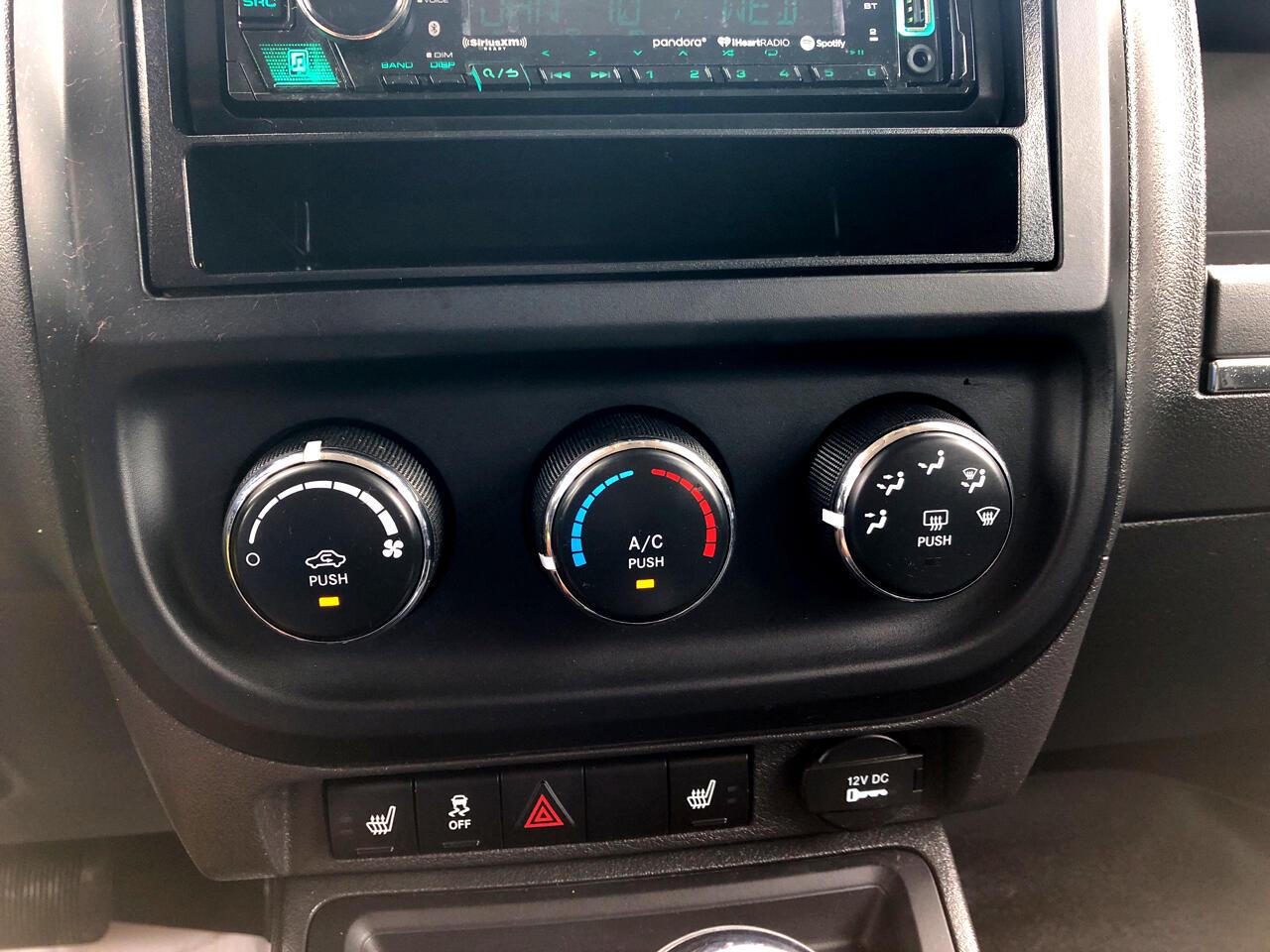 2013 Jeep Patriot 4WD 4dr Latitude