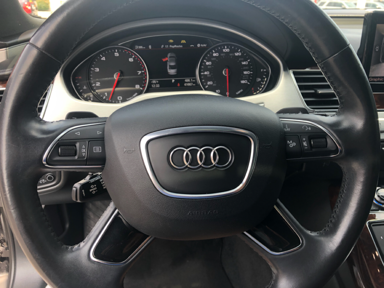2014 Audi A8 4dr Sdn 4.0T