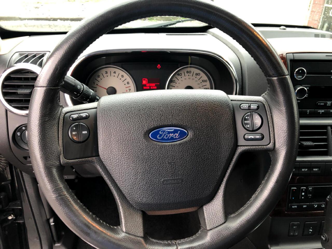 2009 Ford Explorer AWD 4dr V8 Limited