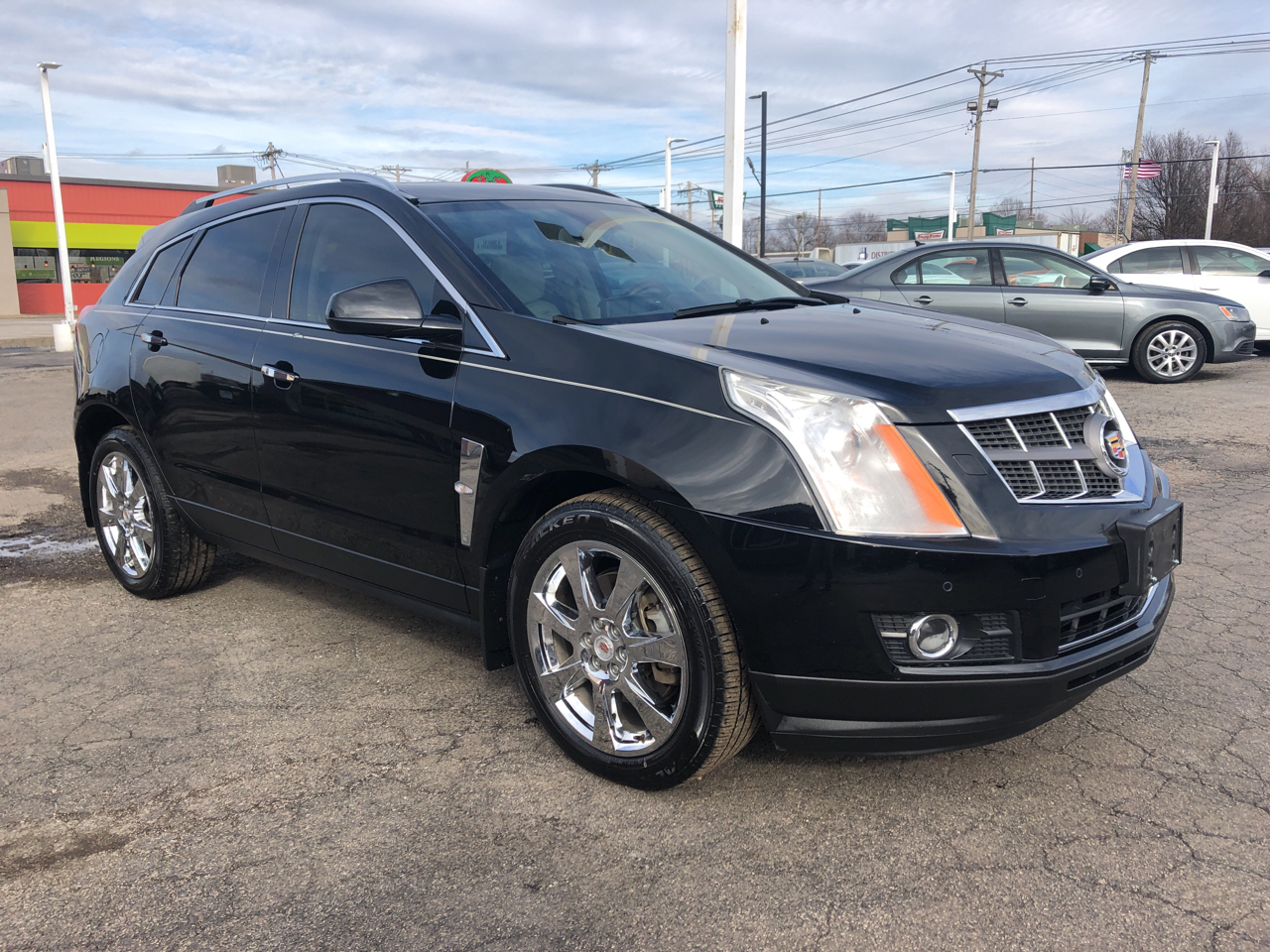 Cadillac SRX FWD 4dr Performance Collection 2011