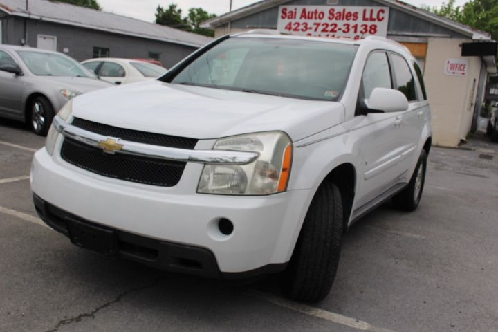 Used 2009 Chevrolet Equinox Lt1 Awd For Sale In Johnson City Tn