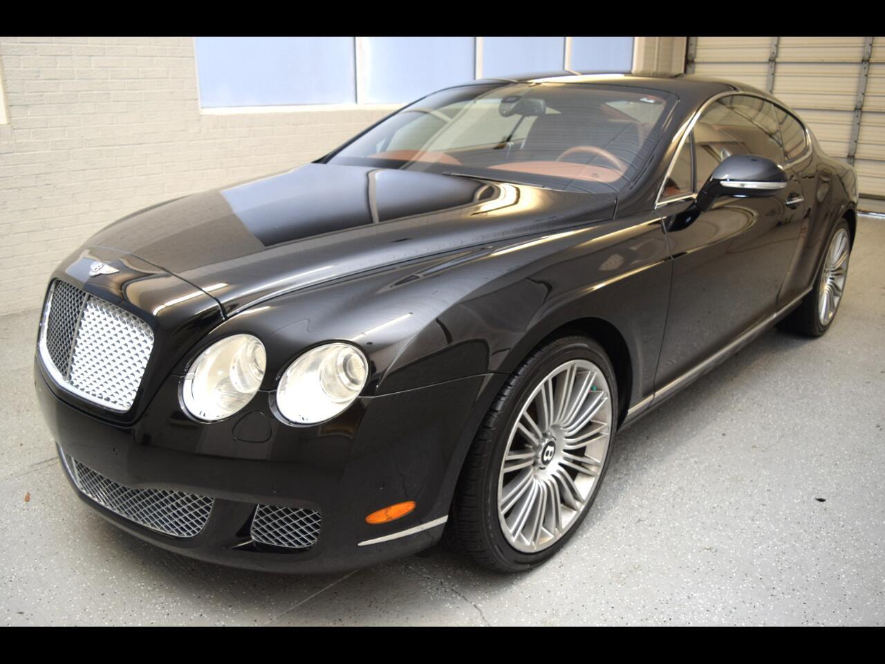 Bentley Continental GT Speed 2010