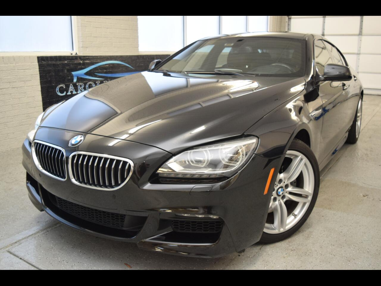 BMW 6-Series Gran Coupe 640i 2014