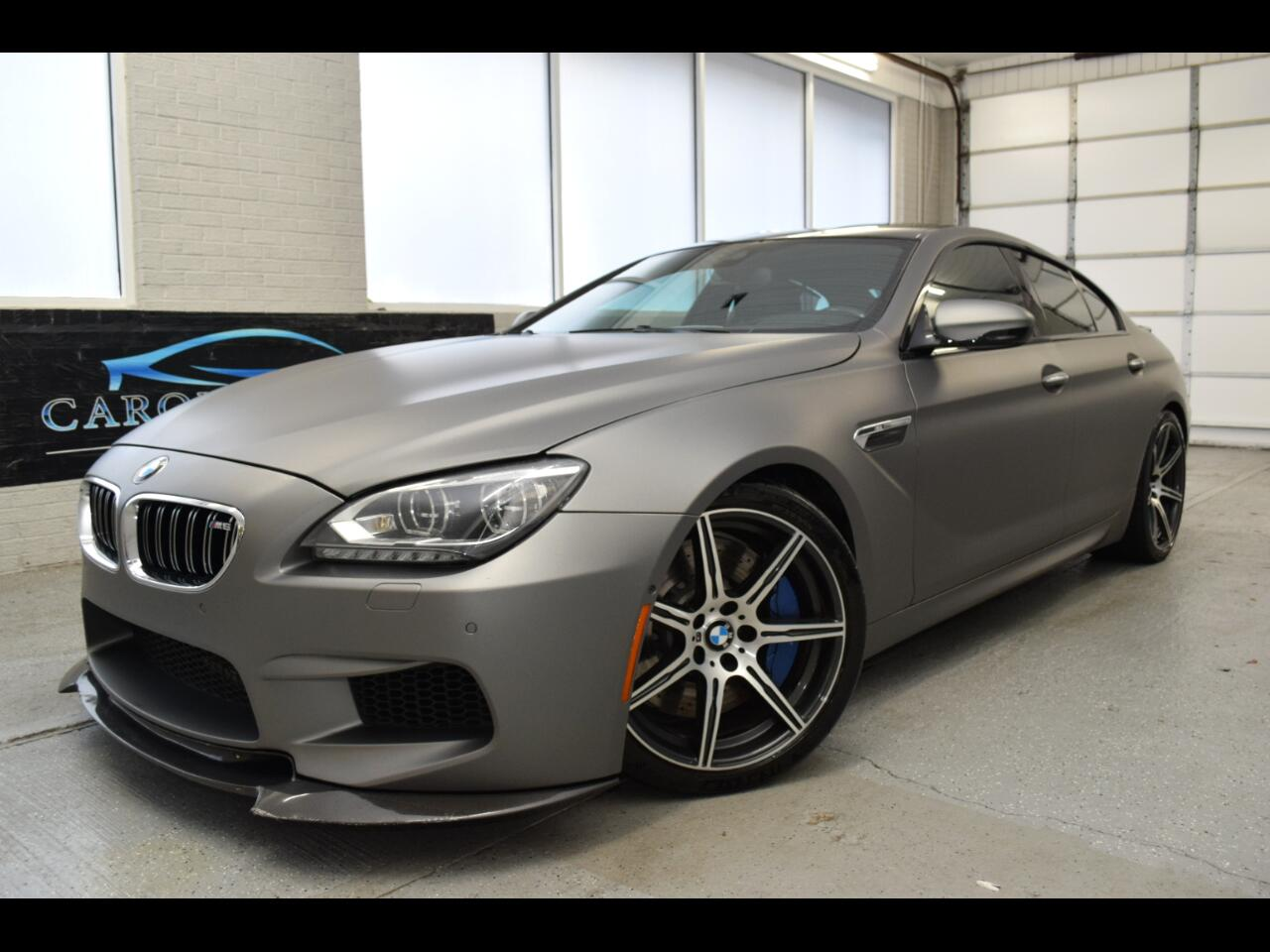 BMW M6 Gran Coupe 2015